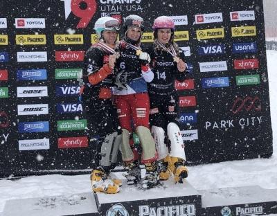 Україна вперше в історії виграла медаль на чемпіонатах світу зі сноубордингу