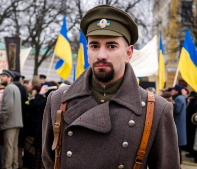 Прем'єра фільму «Крути 1918»: роль контррозвідника УНР зіграв учасник АТО