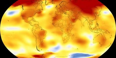 2018 рік став четвертим найтеплішим за історію спостережень