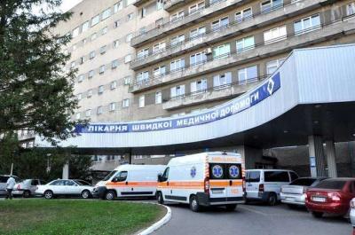 У Чернівцях студентка випала з вікна гуртожитку й отримала перелом хребта