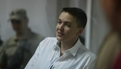ЦВК відмовила Надії Савченко в реєстрації кандидатом в президенти