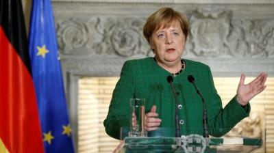 Меркель впевнена, що Німеччина не потрапить у газову залежність від Росії