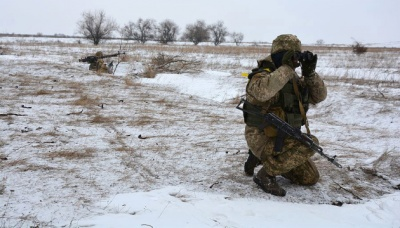 Бойовики обстріляли українські позиції біля Авдіївки. Один військовий загинув, двоє поранені
