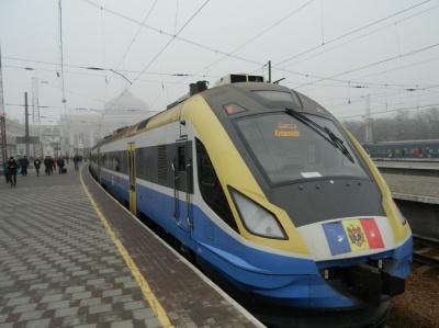 Молдова планує запустити поїзд Бєльці-Чернівці