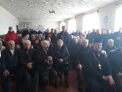 Попри супротив, ще одна громада на Буковині перейшла до ПЦУ