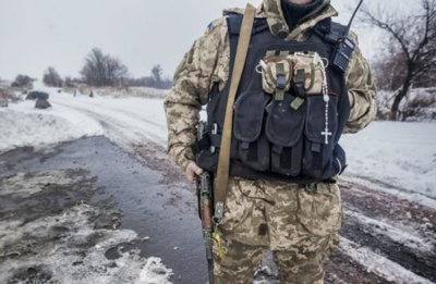 У зоні проведення ООС зник український військовий