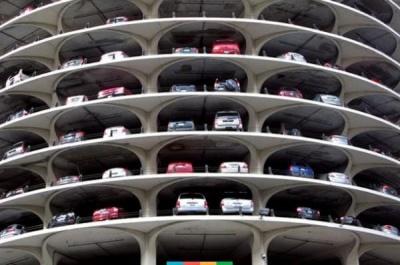 У Чернівцях хочуть збудувати багаторівневий паркінг
