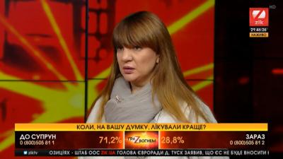 Кому заважала Уляна Супрун: нардеп назвала ім'я олігарха