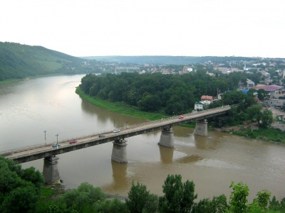 На Буковині рятувальники 5 день поспіль шукають тіло жінки, що стрибнула з мосту в Дністер