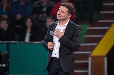 ОПОРА: Безкоштовний концерт Зеленського можна розцінювати як підкуп виборців
