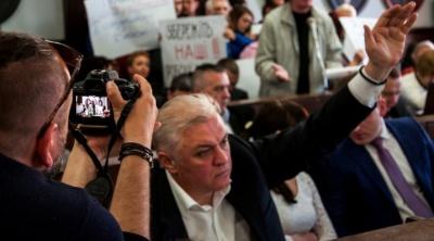 Чесанов – Каспруку: Моліться, щоб Тимошенко не стала президентом