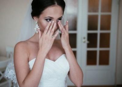 Молодята розвелися через три хвилини після весілля