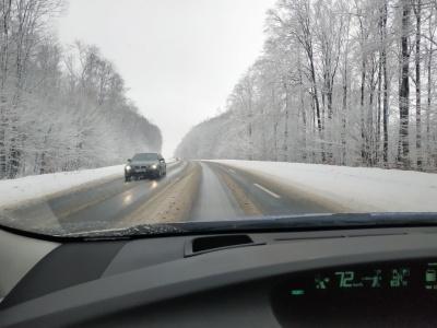 Штормове попередження: через негоду на Буковині можуть обмежувати рух транспорту