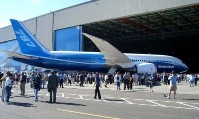 В Україні здійснюватимуть технічне обслуговування літаків Boeing