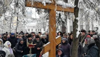 У Сторожинці РПЦ анонсувала молитовне стояння під РДА