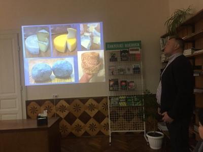 Як варити сир: розповіли на воркшопі у Чернівцях - фото