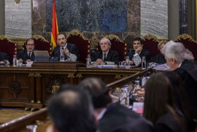 В Іспанії розпочався суд над лідерами каталонських сепаратистів