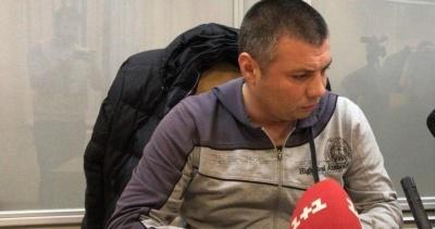 Київський суд розкрив особу поліцейського, який бив активістів під час затримання