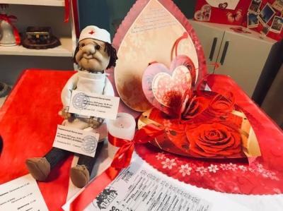 У Чернівцях до Дня Валентина донори крові отримають квитки на концерти
