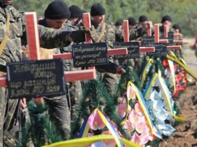 В Україні планують запровадити уніфікований ритуал поховання військових