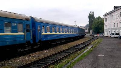 Под колесами поезда «Киев - Черновцы» погиб 52-летний мужчина