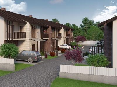 Таунхаус Family Yard: затишок та комфорт приватного будинку за ціною квартири (на правах реклами)