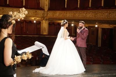 Відома модель з Чернівців вийшла заміж у День Валентина – фото