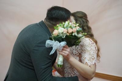 День Валентина: у Чернівцях 25 пар подали заявки на одруження – фото