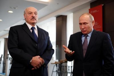 Лукашенко заявив, що питання об'єднання РФ та Білорусі мають вирішувати народи двох країн
