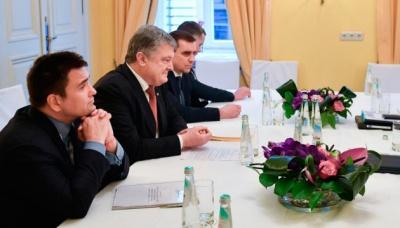 """Порошенко: """"Азовський пакет"""" санкцій можуть прийняти вже наступного тижня"""
