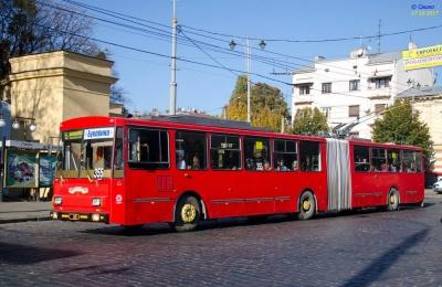 У тролейбуси Чернівців повертаються контролери