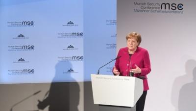 «Україна має залишатися країною-транзитером газу», - Меркель