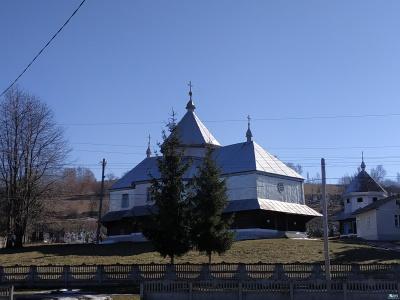 На Буковині 13-та за рахунком церковна громада перейшла до Православної церкви України