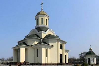 У Запоріжжі затримали трьох осіб за спробу підпалити церкву УПЦ МП