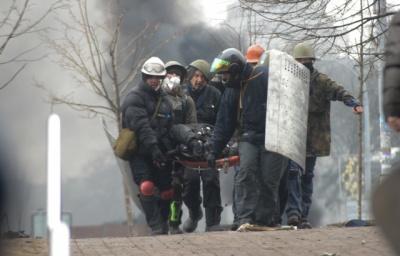 5 років тому розпочалися розстріли на Майдані