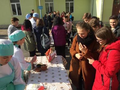 У Чернівцях відбувся фестиваль борщу – фото