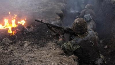 Бойовики здійснили наймасштабніший з нового року обстріл українських позицій