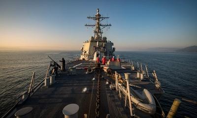 Американський ракетний есмінець зайде в одеський порт