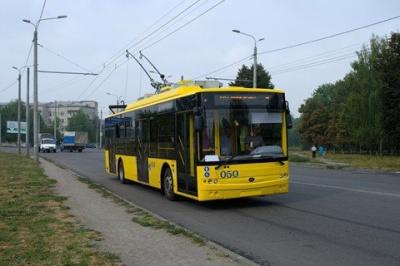 Харків купить 57 нових тролейбусів за гроші ЄБРР