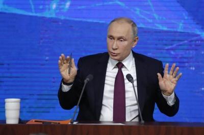 Путін пояснив росіянам, навіщо їм потрібна ізоляція Інтернету