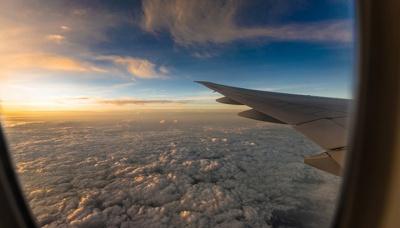 ЗМІ: Пасажирський Boeing випадково встановив новий рекорд швидкості