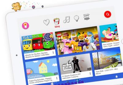 Google запустив в Україні дитячий сервіс