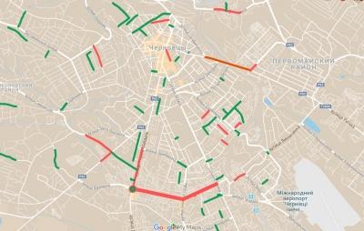 Де у Чернівцях ремонтують дороги: з'явилась онлайн-карта