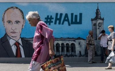З початку окупації до Криму переселилися близько півмільйона росіян