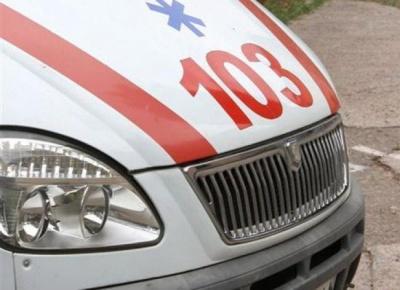 У Чернівцях чоловік при спробі самогубства отримав травму обличчя від вибуху петарди