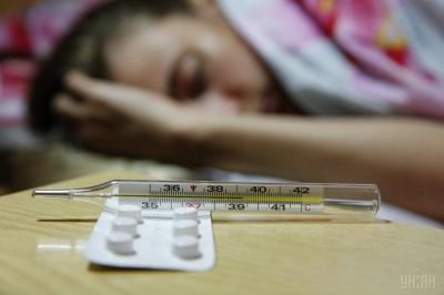 На Буковині захворюваність на ГРВІ вища за епідпоріг на 20%
