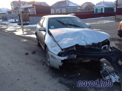 У Чернівецькій області службове авто міськради потрапило у ДТП