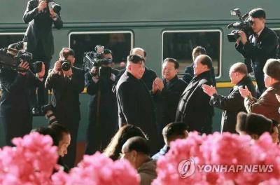 Лідер КНДР вирушив на зустріч із Трампом у броньованому потязі