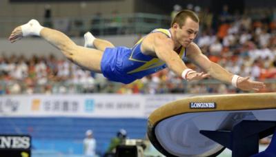 Українець виграв етап Кубка світу з гімнастики