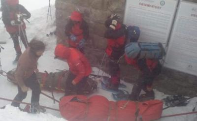 Врятовані з гори Піп Іван туристи відмовилися від госпіталізації
